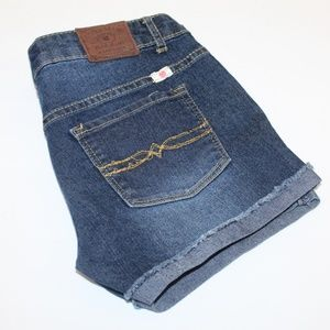Lucky Brand Riley Short Jean Short Stretchy